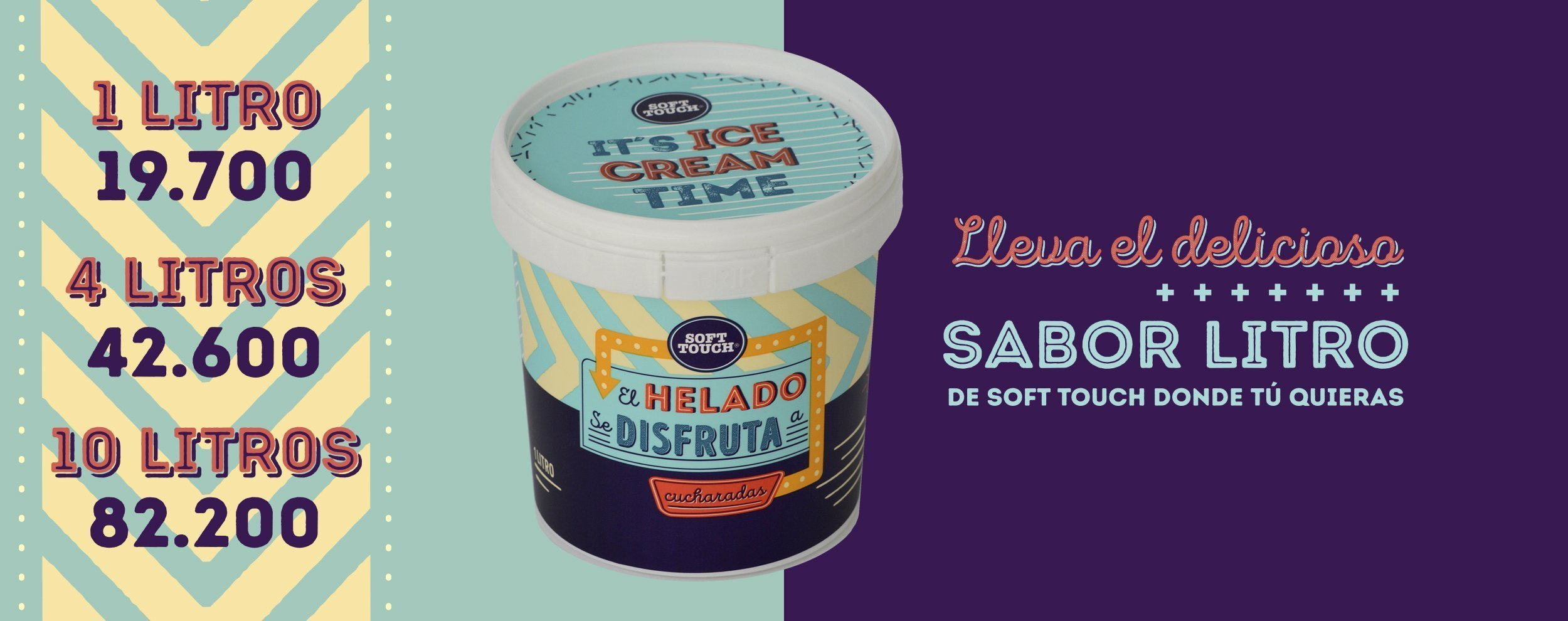 Helados · Soft Touch